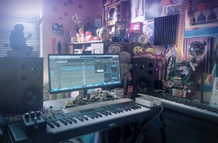 Angel Marcloid Workstation